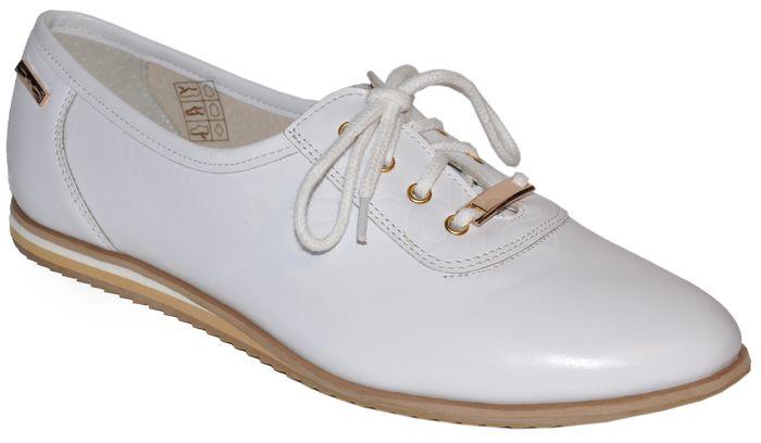 Dámska kožená obuv 160 - biela - IVBUT - kabelkyaobuv.sk - Xandra ... 4428fc301a2