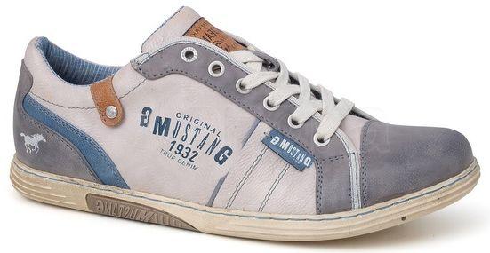 Pánske topánky MUSTANG 36A-037 - šedo-modré - kabelkyaobuv.sk ... c01c55d1815
