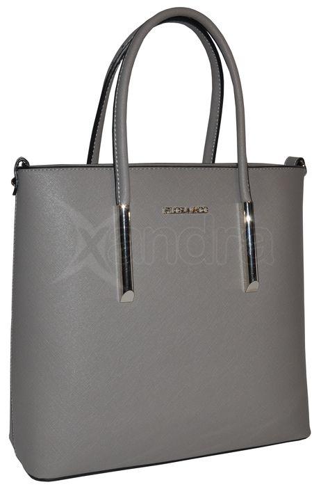 Dámska kabelka FLORA CO 8829 - šedá - kabelkyaobuv.sk - Xandra daf73cc3e6