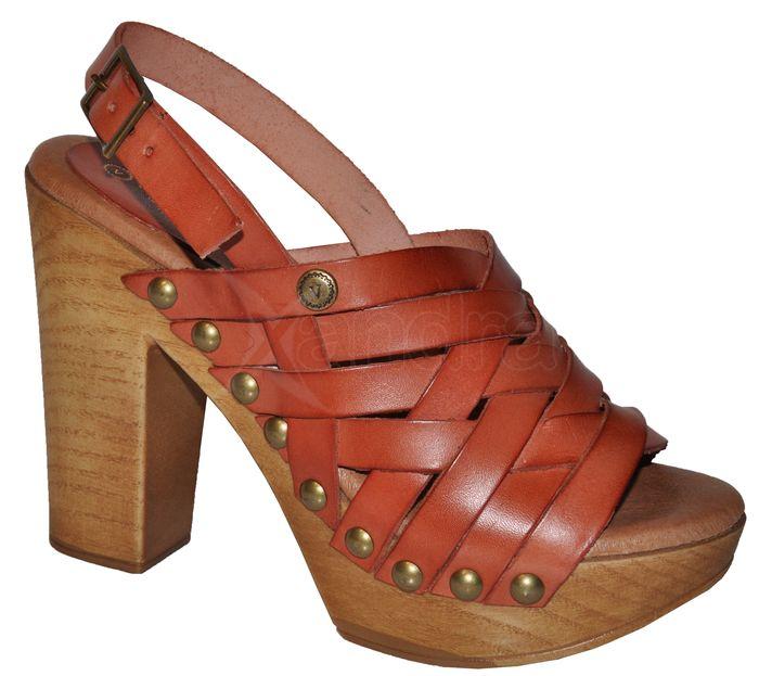 dbc6fe52ce91 Dámske kožené sandálky 8880 - Španielsko - škoricové - kabelkyaobuv ...