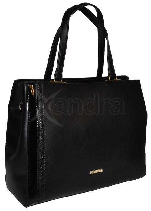 Dámska kabelka PABIA 9190 - čierna - kabelkyaobuv.sk - Xandra 5c0f9237e07