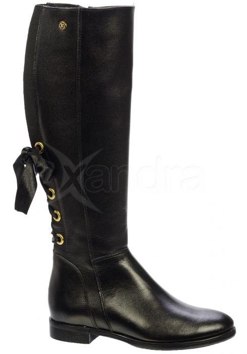 3e8b3721ed Dámske kožené čižmy Olivia Shoes - 10070 - čierne - kabelkyaobuv.sk ...