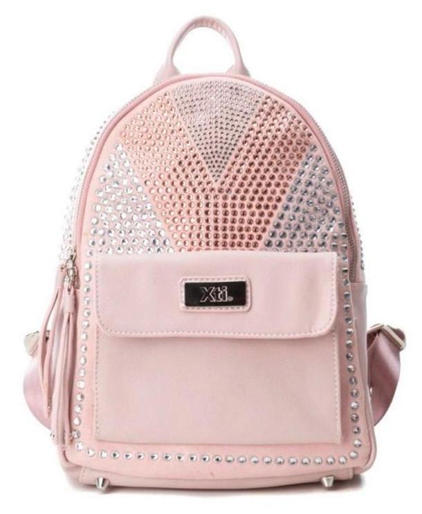 7c33f8ee981fb Dámsky ruksak XTI-86069 - 10187 - ružový - kabelkyaobuv.sk - Xandra ...