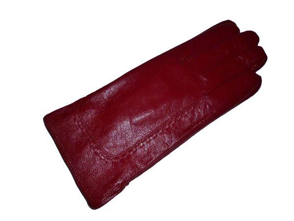 ad543c3358a Dámske kožené rukavice - červené - kabelkyaobuv.sk - Xandra