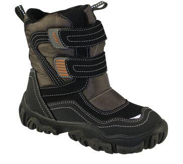 Detská zimná obuv - kabelkyaobuv.sk - Xandra 120522e2f30