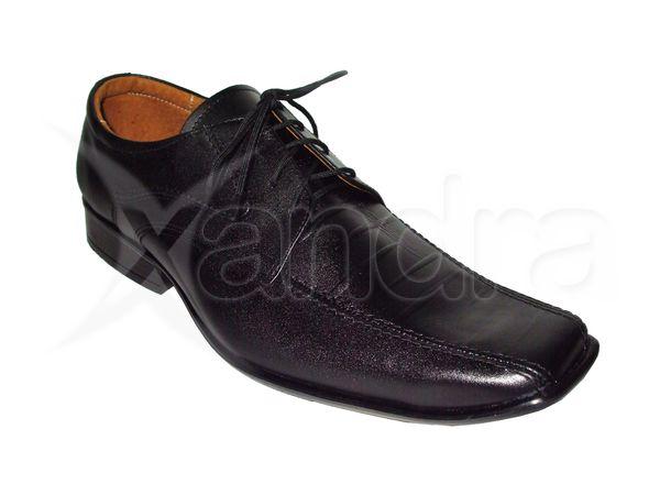 b263802608898 Pánska spoločenská obuv - čierna - kabelkyaobuv.sk - Xandra, s.r.o.