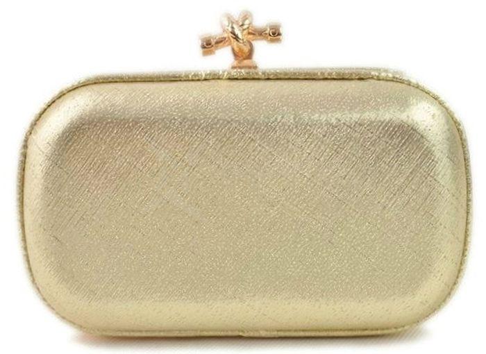 2bd41f5bd7 Štýlová spoločenská kabelka - zlatá - kabelkyaobuv.sk - Xandra