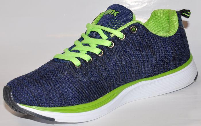 40485d78e6733 Dámska športová odľahčená obuv WINK - modré - kabelkyaobuv.sk ...
