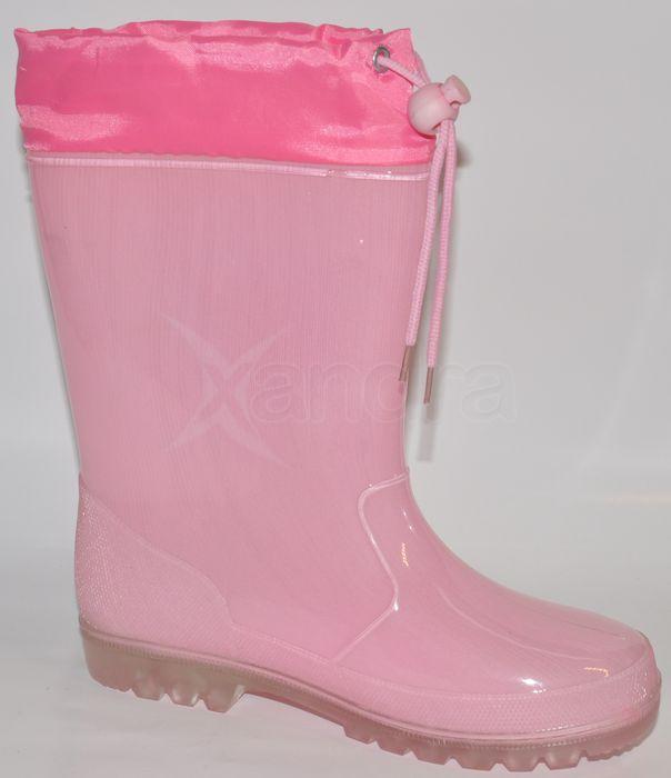 f4e1b2ecd02ac Detské gumené čižmy 8007 Frozen - ružové - kabelkyaobuv.sk - Xandra ...