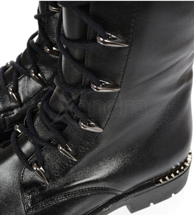 b53c3aa3a497 Dámske kožené čižmy Olivia Shoes - 10071 - čierne - kabelkyaobuv.sk ...