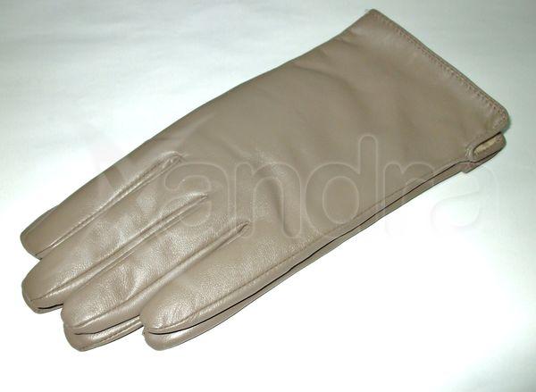 90c7a2eabb1 Dámske kožené rukavice - béžové - kabelkyaobuv.sk - Xandra