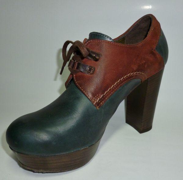 Dámska štýlová kožená obuv KARINO - kabelkyaobuv.sk - Xandra 38eb956321e