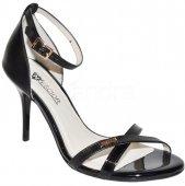 375b2dc9403c2 Elegantné spoločenské sandálky NEŚCIOR - čierne