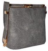 38628afa95 Štýlová spoločenská kabelka - svetlo-šedá