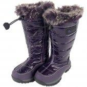 Dámske a detské snehule VEMONT 8416 - fialové ee42f3e56f8
