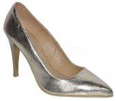 92249fd9d Dámske kožené lodičky Olivia Shoes - 944 - 10148 - zlaté